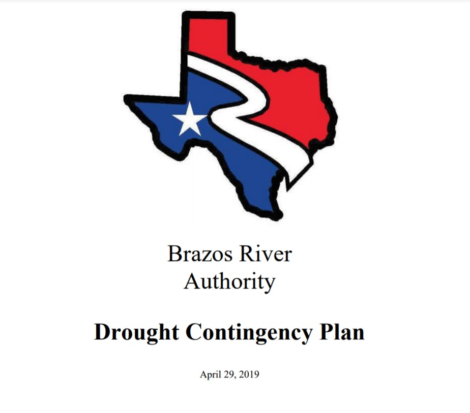Brazos River Authority - Drought Contingency Plan